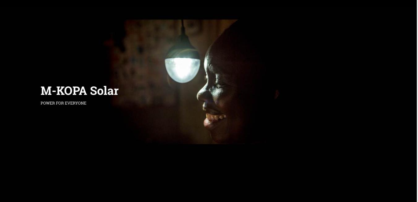 Eine LED-Lampe, betrieben von Solar Power Kit, erleuchtet das Gesicht einer jungen Frau.